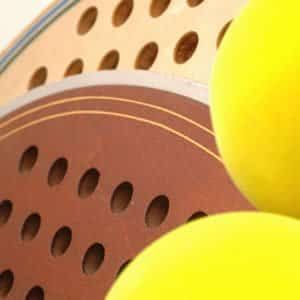 platform tennis equipment
